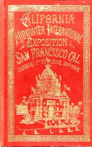 Program – California Midwinter International Exposition
