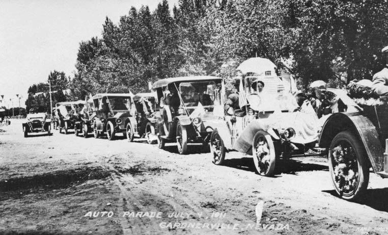 1911 Auto Parade