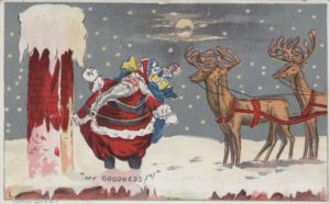 1909-Santa-Postcard