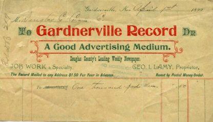 Gardnerville-Record-1899