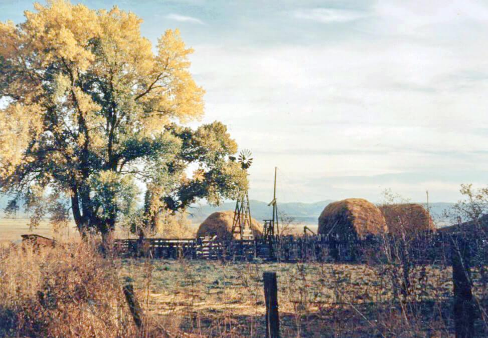 Haystacks-in-Fall