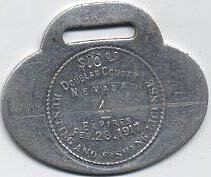 1917-Hunting-License
