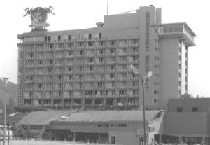 Harvey's Wagonwheel Resort Hotel Casino, August 11, 1980, after the bombing