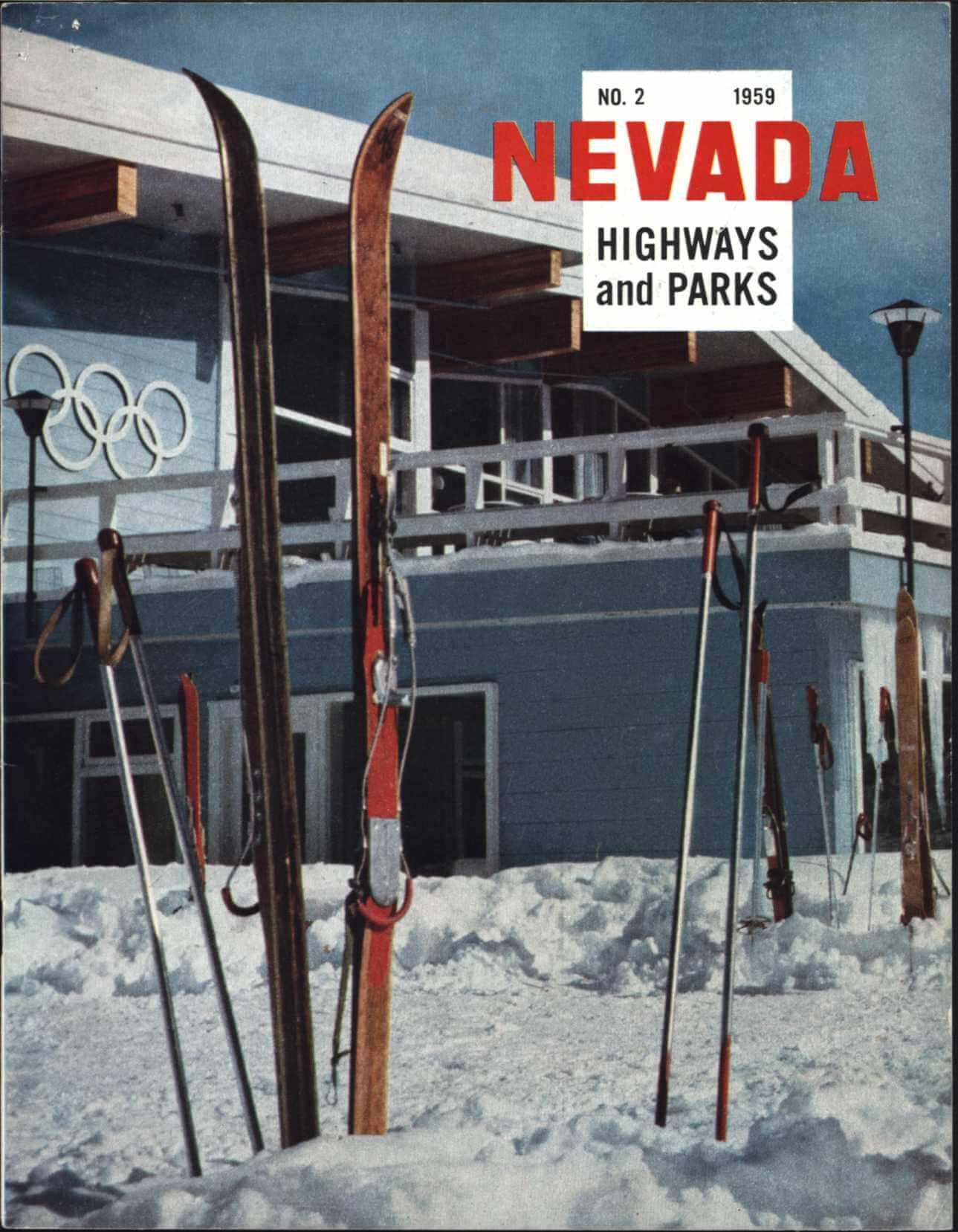 Nevada skiing